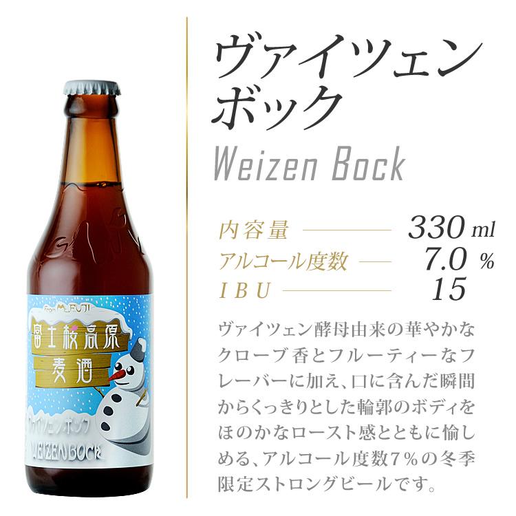 富士桜高原麦酒ヴァイツェンボック